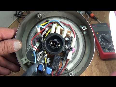 Электронный чайник  Tefal   ремонт
