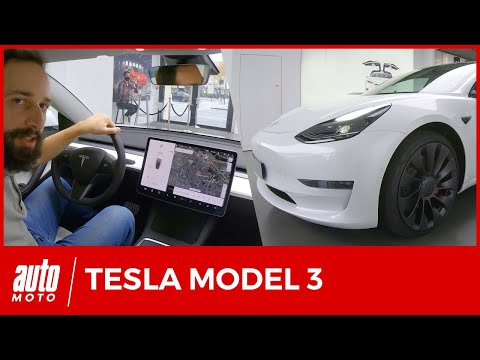 Tesla Model 3 : quelles évolutions pour 2021 ?