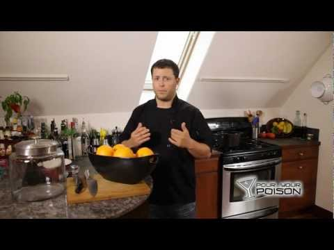 How to Make Homemade Triple Sec aka Orange Liquor