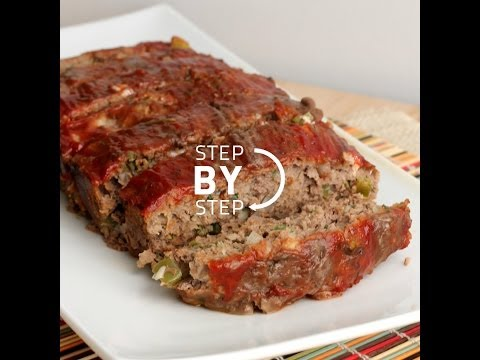 Meatloaf Recipe Simple Meatloaf Recipe Recipe for Meatloaf How to Ma …