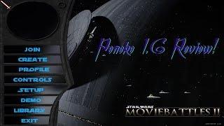 Star Wars Jedi Academy Movie Battles 2 gameplay #83 (peneke 1.6 skin pack review)