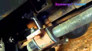 How to Grease Joints with no grease fittings