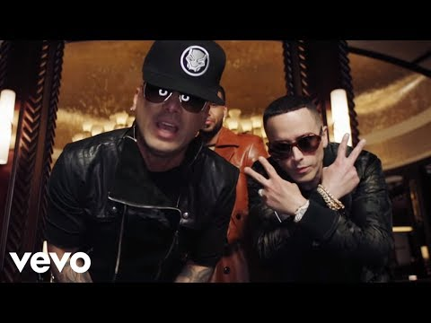 Wisin Amp Yandel Romeo Santos Aullando Official Video