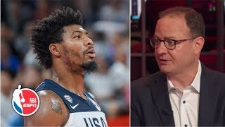Other countries don't fear Team USA - Adrian Wojnarowski | 2019 FIBA World Cup