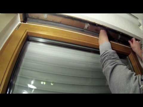 rolladen reparieren rolladengurt reparieren eingeklemmt. Black Bedroom Furniture Sets. Home Design Ideas
