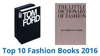 10 Best Fashion Books 2016