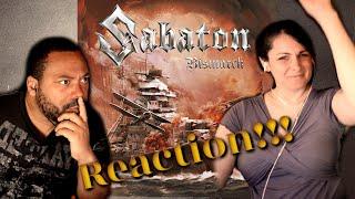 SABATON   Bismarck Reaction!!!