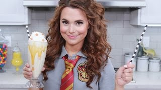 HARRY POTTER BUTTERBEER MILKSHAKE - NERDY NUMMIES