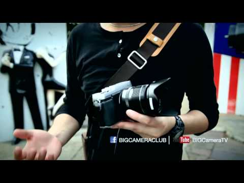 Look@me:เทคนิคการถ่ายภาพแนว Action : Fujifilm X-E1
