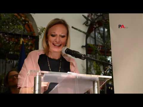 Día Nacional de Suecia en Lima - Anna Ferry, Embajadora de Suecia