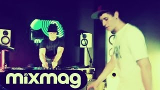 Friction, Rockwell, SpectraSoul & The Prototypes - Live @ Mixmag Lab LDN 2012