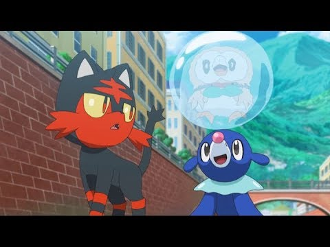 Starter Pokémon Fun under the Alolan Sun!