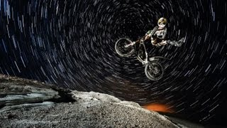 Julien Dupont Moonriding on Milos