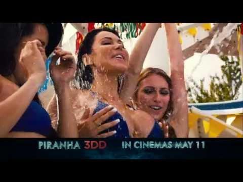 Piranha 3DD (UK TV Spot)
