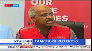 Kenya Red Cross Sec Gen-Abbas Gullet reveals injuries caused by gunshots