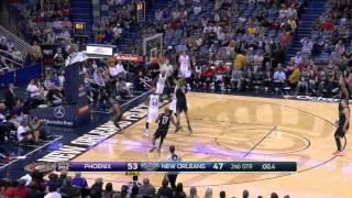Phoenix Suns vs New Orleans Pelicans | April 9, 2016 | NBA 2015-16 Season