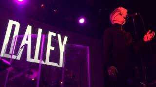 Daley - Time Travel (live)