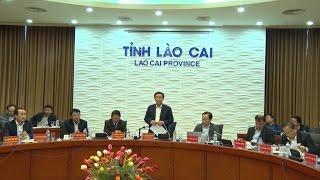 Tin Tức 24h: Phó Thủ tướng Vương Đình Huệ làm việc tại tỉnh Lào Cai