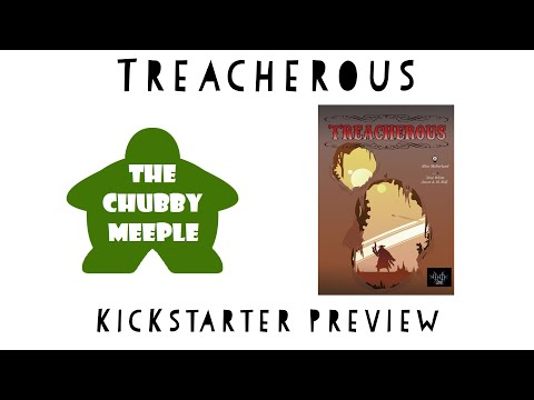 A Chubby Meeple Kickstarter Preview