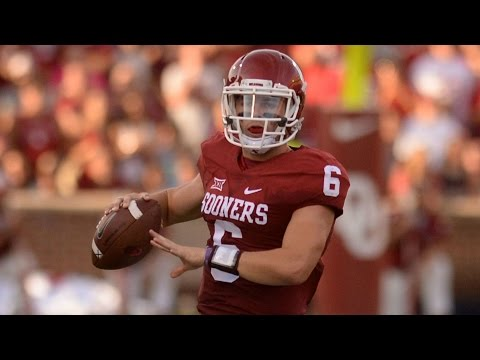 Oklahoma's Baker Mayfield Escapes Tackles For Sooner Touchdown | CampusInsiders