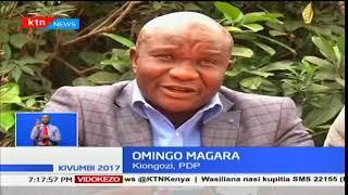 Omingo Magara aunga mkono rais Uhuru kenyatta