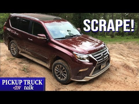 It Can Do What?!? 2019 Lexus GX 460 Off-Road Review