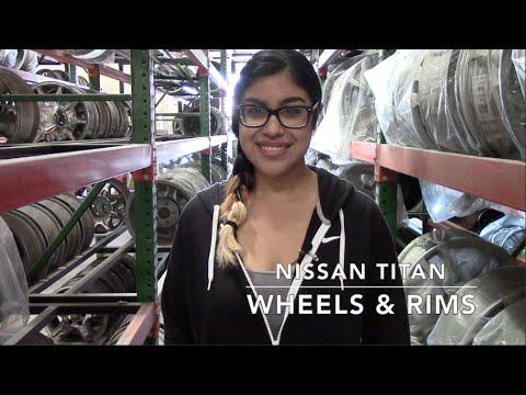 Factory Original Nissan Titan Wheels & Nissan Titan Rims – OriginalWheels.com