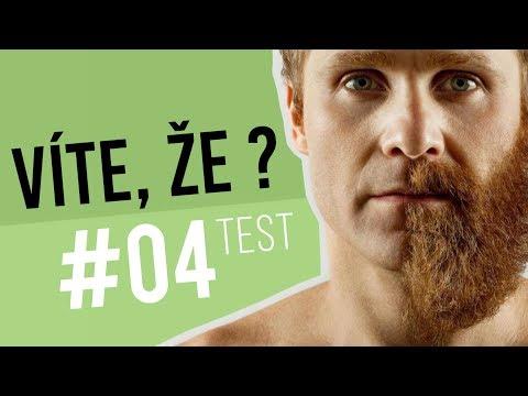 #04 ● VÍTE, ŽE...? / TEST