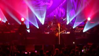 Europe Open your heart Wings over Sweden Tour Live @ Idun Umeå 2014