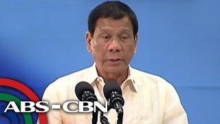 Bandila:  Duterte, muling bibisita sa China