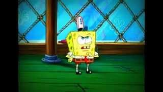 Spongebob's Strike Scene