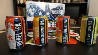 HADTV 12: Samuel Adams Rebel IPA Pack