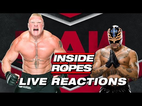Monday Night Raw Live Reactions! With Kenny & Oly