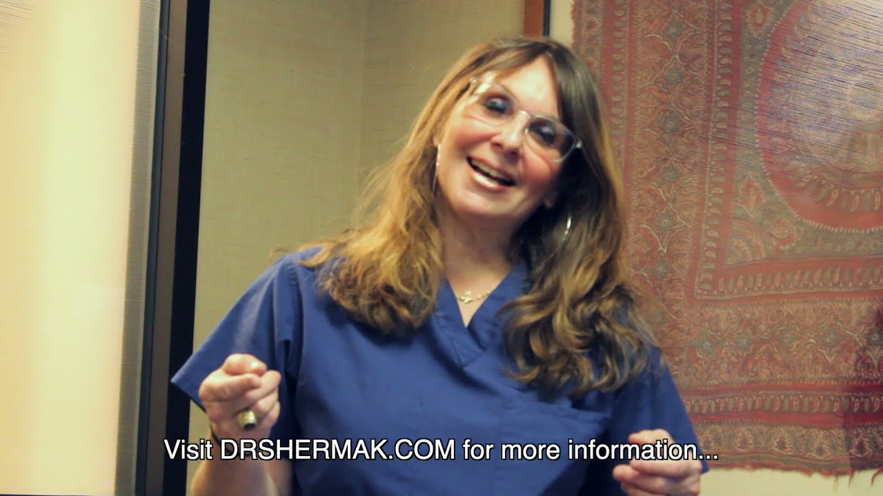 Dr. Shermak talking about breast augmentation vs breast lift