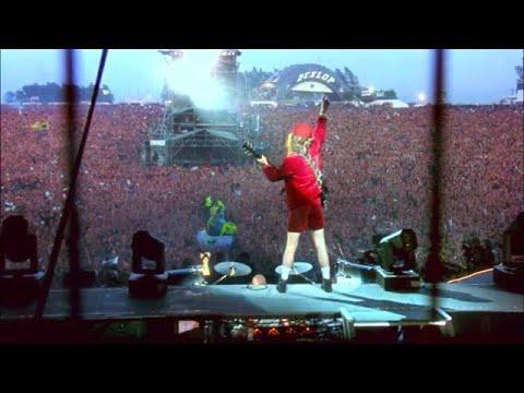 AC/DC - Live at Caste Donington, England, August 17, 1991 (Full concert - HD 50fps)