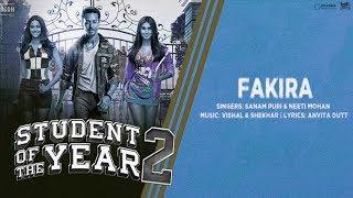 Fakira - Sanam Puri & Neeti Mohan - SOTY 2