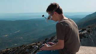 The South of France seen through the eyes of FPV Drones - / FPV Cinematic