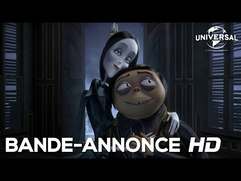 La Famille Addams  -  Bande-Annonce Teaser Officielle  (Universal Pictures) HD