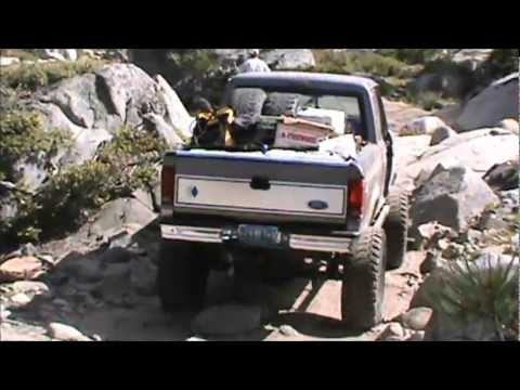 Jeep Vs Ranger Offroad