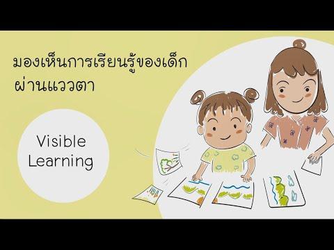 EP9 มองเห็นการเรียนรู้ของเด็กผ่านแววตา