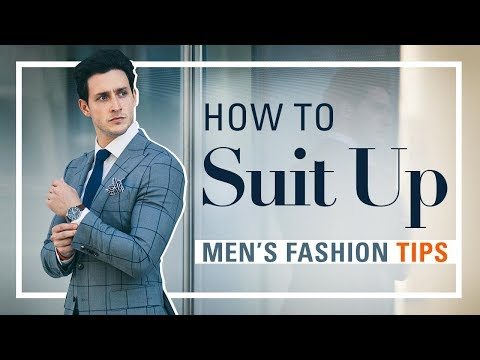 How To Suit Up | Men's Fashion Tips | Doctor Mike Mp3
