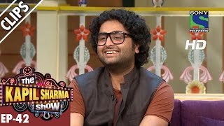 Arijit Doesn't Get Time To Shave Beard  The Kapil Sharma Show  Episode 42  11th September 2016