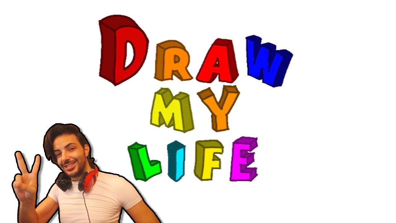 DRAW MY LIFE – Especial 2 MILLONES (2/2) – NexxuzHD