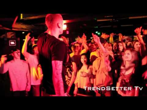 TrendSetter Tv HD: MGK Performs @ Club 58 (Sneak Peak From The Lace-Up Tour) Mp3