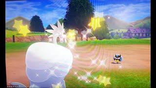 Arctozolt  - (Pokémon) - [LIVE] Shiny Arctozolt after 5,674 Fossils seen in Pokemon Sword