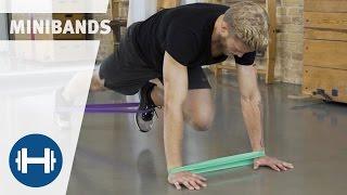Übungen für das Training mit Minibands   Fitness & Kraftsport   Sport-Thieme