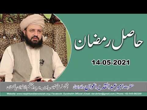 Watch Hasil-e-Ramzan YouTube Video