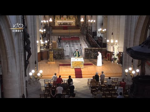 Messe du 11 septembre 2021 à Saint-Germain-l'Auxerrois