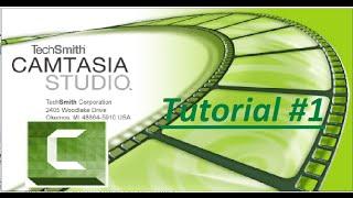 [CZ] Tutorial Camtasia Studio 8 | vše do podrobna.