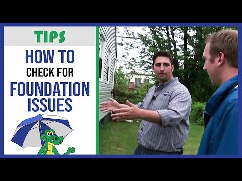 🐊 Flooding in NJ - How to Check for Foundation Issues